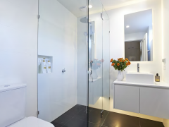 South Melbourne 3 Floors - Ono Black by Mutina  Click here to view Bathroom 1 of Residence Click here to view Bathroom 2 of Residence Click here to view Powder Room of Residence