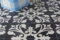 Encaustic Cement Tile Agadir Black