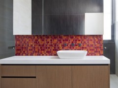Red Mosaic Credit: Chan Architecture