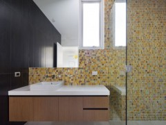 Ochre Mosaic Credit: Chan Architecture