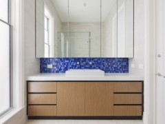 Blue Mosaic Credit: Chan Architecture