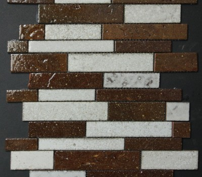 Clay Brick by Fifth Element Handmade Tiles Earth