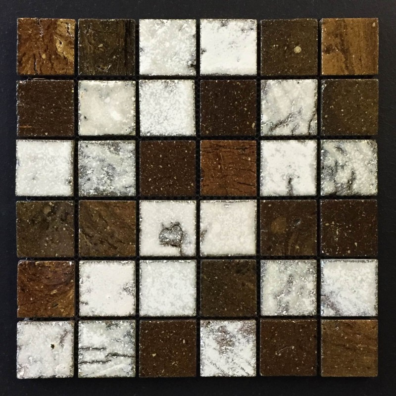 Clay by Fifth Element Handmade Tiles Earth